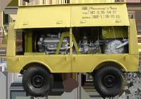 Компрессорная станция ПВ-10/ 8М1