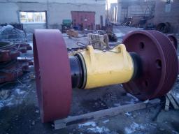 Запасные части для щековых дробилок СМД-110А, СМД-109А, СМД-108А от завода