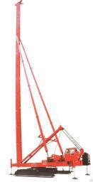 Сваебойная установка DEBOOM DBZ62B шагающего типа