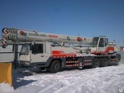 Автокран ZOOMLION QY25V532 25 тонн