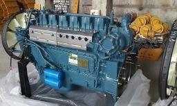 Двигатель в сборе Weichai WP10.380E32