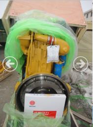 Двигатель в сборе Weichai WD10G220E21