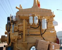 Двигатель в сборе Cummins NTA855-C360S10