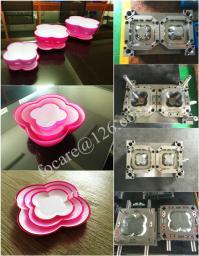 Китайская пресс-форма для литья пластиковой пиалы