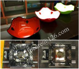 Китайская пресс-форма для лтья двухцветной тарелки