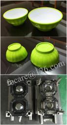 Китайкая пресс-форма для литья двухцветной чашки