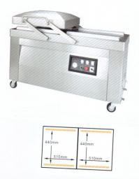 DZQ-510/2SA (нерж., газ)