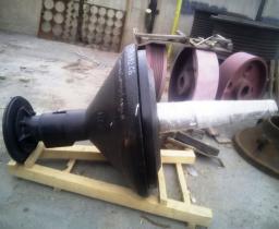 Запасные части для дробилок конусных КМД1200, КСД1200 Гр и Т