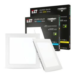 Светильник встраиваемый светодиодный LDLR20-8x8-3-4000-White, 3 Вт, 220 В, 4000 К ELT