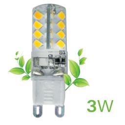 LED Capsule-S G9 3 Вт 3000 K 220 В