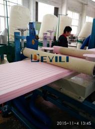 Экструзионная линия по производству пенополистирольных плит