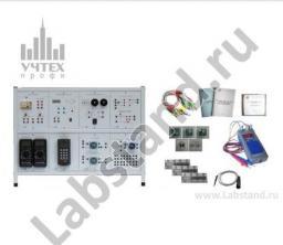 Типовой комплект учебного оборудования «Электротехнические материалы», настольный вариант, компьютерная версия ЭТМ-НК (без ПК)