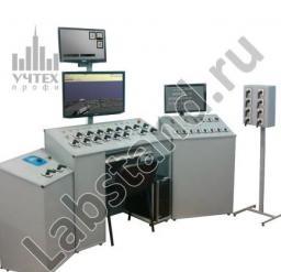 Компьютерный тренажер металлургического оборудования
