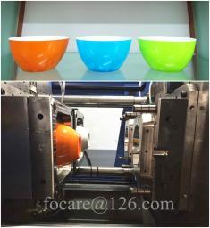 производство пресс-формы для двухцветной пиалы под заказ