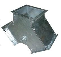 Клапан перекидной взрывозащищенный: КПВ-01 150*150