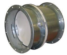 Клапаны Огнезадерживающие ТКОК 2 Ду 200