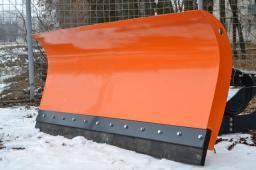 Отвал снежный (снегоуборочный) для фронтальных погрузчиков