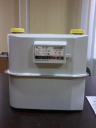 BK-G10 Счетчик газовый