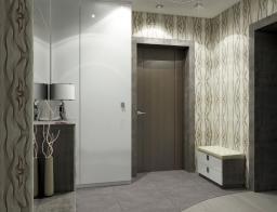 Стеновые панели ПВХ для комнат, кухни, коридора, ванной и офиса.