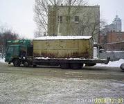 Перевозка гаражей в Новосибирске