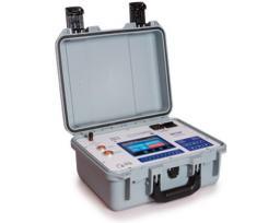 Прибор контроля уcтройств РПН трансформаторов ПКР-2