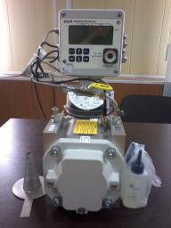 Измерительный комплекс учета расхода газа СГ-ЭК