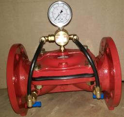 AV-100(PR), DN50 PN10/16, Автоматический гидравлический регулирующий клапан давления