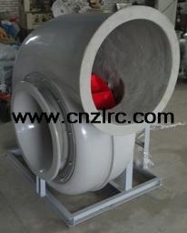 Центробежный вентилятор из стеклопласта