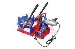 HDT40-160-2 механический сварочный аппарат для стыковой сварки полиэтиленовых ПЭ ПНД труб встык