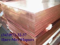 Лист М1 25х600х1500