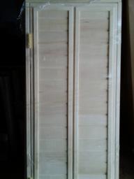 Двери для бани осина
