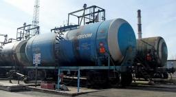 Дизельное топливо оптом в вагонах от производителя. Вся РФ.