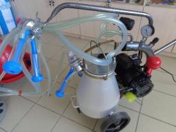 Агрегат индивидуального доения АИД 2-04 «Коза»