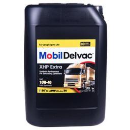 Моторное масло Mobil DELVAC ХНР Extra 10w40 (20л) синтетика