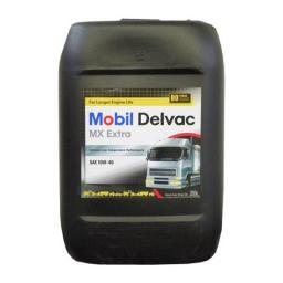 Моторное масло Mobil DELVAC МХ Extra 10w40 (20л)