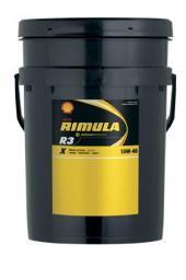 Моторное масло SHELL Rimula R3 Х 15W40 (20л)