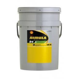Моторное масло Shell Rimula R4 L 15w40 (20л)