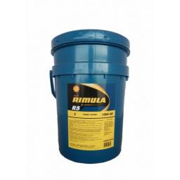 Моторное масло Shell Rimula R5 E 10w40 (20л) полусинтетика