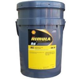 Моторное масло Shell Rimula R6 MЕ 5w30 (20л) синтетика