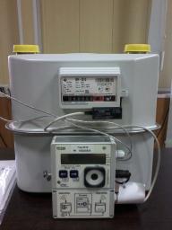 Измерительный комплекс учета расхода газа СГ-ТК
