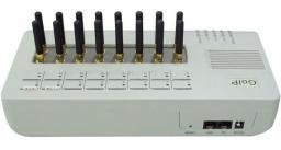 Шлюз GSM GoIP-16 (16 SIM каналов)