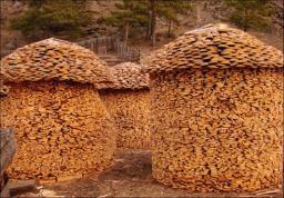 дрова колотые в розницу