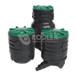 Колодцы канализационные, дренажные, распределительные, смотровые Rodlex