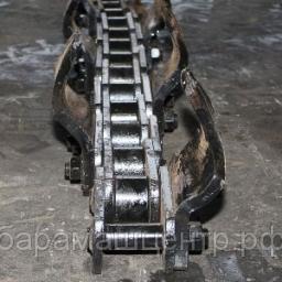 Цепь ковшовая 210 мм, 270 мм, 410 мм, шаг 100 мм