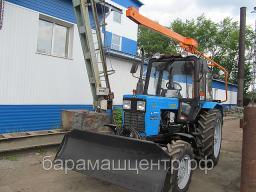 Бурильная машина БМ-205В
