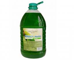 Жидкое мыло Organic 5л.