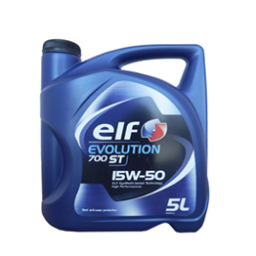 МОТОРНОЕ МАСЛО ELF EVOLUTION 700 ST SAE 15W-50