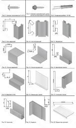 Металлические доборные элементы для окон кровли фасадов от производителя по низким ценам.