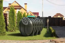 Емкость для канализации RODLEX-S5000
