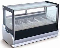 Ремонт витрин для мороженного